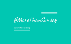 A year of discipleship