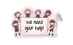 Beavers need your help